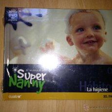 Libros de segunda mano: SUPER NANNY. LA HIGIENE. Nº3. LIBRO CON DVD. EL PAÍS. AÑO 2007 SIN ABRIR. Lote 40072917