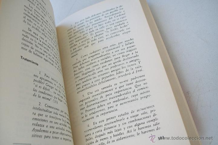 Libros de segunda mano: LA GRAN CONQUISTA : EDUCAR A TUS HIJOS-PEDRO M. PRIETO-1966-MENSAJERO-BILBAO - Foto 3 - 39914888