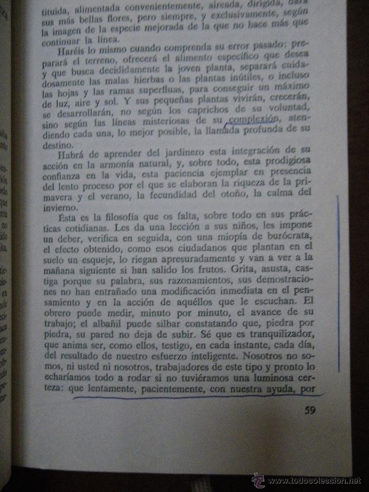 Libros de segunda mano: Freinet. Los métodos naturales. I El aprendizajede la lengua. Ed Fontanella 1970 - Foto 3 - 41355384