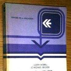 Libros de segunda mano: TRATAMIENTO DE LAS DIFICULTADES EDUCATIVAS POR WORELL Y NELSON DE ED. ANAYA EN MADRID 1978. Lote 42844639