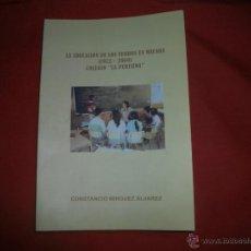 Libros de segunda mano: LA EDUCACIÓN DE LOS SORDOS EN MÁLAGA (1925-2000) - CONSTANCIO MINGUEZ ÁLVAREZ. Lote 43260631