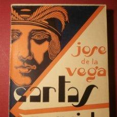 Libros de segunda mano: IMPECABLE - CARTAS COMERCIALES - JOSÉ DE LA VEGA - 1944 -. Lote 43521584