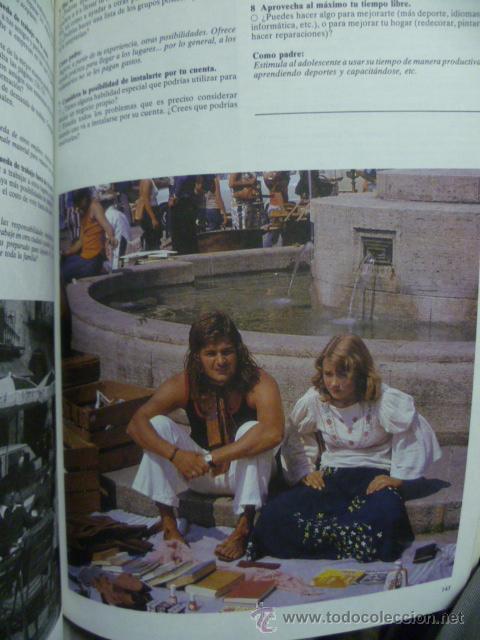Libros de segunda mano: ADOLESCENTES - PARENTS & TEENAGERS. Prólogo de ENRIC PUIG - Foto 3 - 44148250
