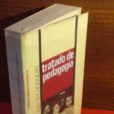 Libros de segunda mano: TRATADO DE PEDAGOGIA-BOGDAN SUCHODOLSKI. HISTORIA/CRÍTICA/SOCIEDAD 81. ED. PENÍNSULA.. Lote 44853983