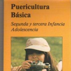 Livros em segunda mão: 1 LIBRO AÑO 1982 - PUERICULTURA BASICA - SEGUNDA Y TERCERA INFANCIA ADOLESC ( DR. MANUEL J. UCERO ). Lote 45088483