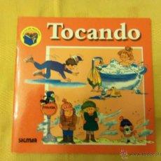 Libros de segunda mano: TOCANDO - COLECCIÓN MIL PREGUNTAS - SIGMAR - TEXTOS DE K. B. SMITH Y V. CRENSON - ARGENTINA - 2006. Lote 47808351