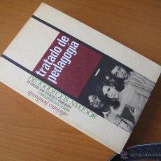 Libros de segunda mano: TRATADO DE PEDAGOGIA - BOGDAN SUCHODOLSKI - EDITORIAL PENÍNSULA.. Lote 48362618