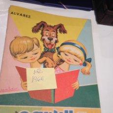 Libros de segunda mano: 2° CARTILLA ÁLVAREZ DE MIÑON 1966 !!! NUEVA !!!!. Lote 48485144