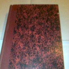 Libros de segunda mano: TEOLOGIA ESPIRITUAL, REVISTA DE LOS DOMINICOS,1961 ENCUADERNADO. Lote 48666533