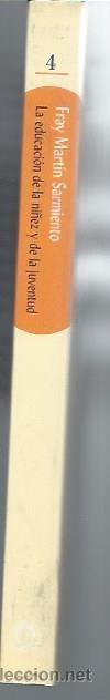 Libros de segunda mano: LA EDUCACIÓN DE LA NIÑEZ Y DE LA JUVENTUD, FRAY MARTÍN SARMIENTO, BIBLIOTECA NUEVA MADRID 2002 - Foto 3 - 48909310