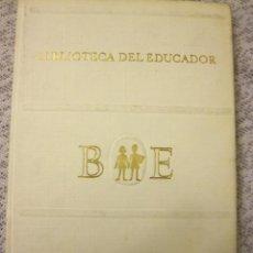 Libros de segunda mano: GRUPOS DE NIÑOS Y DE ADOLESCENTES, POR DR. RENÉ FAU - EDIT. LUIS MIRACLE - ESPAÑA - 1967 - RARO. Lote 49147825