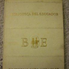 Libros de segunda mano: NIÑOS SIN FAMILIA, POR DOROTHY BURLINGHANM Y ANNA FREUD - EDIT. LUIS MIRACLE - ESPAÑA - 1967 - RARO. Lote 49147833