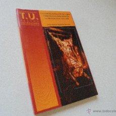 Libros de segunda mano: TEXTOS UNIVERSITARIS, LA COMERCIALIZACIÓN DE CARNE Y PRODUCTOS DERIVADOS EN LA PROVINCIA DE ALICANTE. Lote 49336976