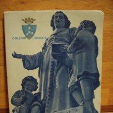 Libros de segunda mano: COLEGIO JOSEPETS - LIBRO EDITADO POR EL TRICENTENARIO DEL NACIMIENTO DE JUAN BAUTISTA LA SALLE. Lote 50040505