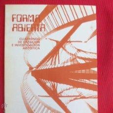 Libros de segunda mano - FORMA ABIERTA Nº 5 - 50082920