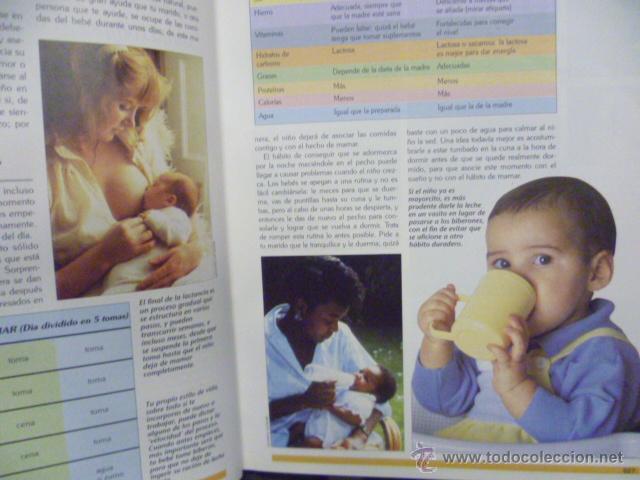 Libros de segunda mano: mi hijo y yo - Guia completa de la maternidad y el embarazo. Tomo 4 - 1991 - Foto 4 - 50157503