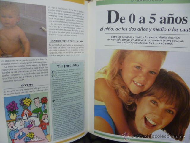 Libros de segunda mano: mi hijo y yo - Guia completa de la maternidad y el embarazo. Tomo 4 - 1991 - Foto 5 - 50157503