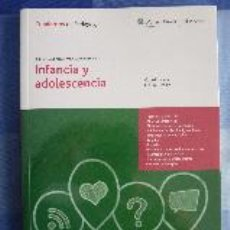 Libros de segunda mano: INFANCIA Y ADOLESCENCIA. BIBLIOTECA BÁSICA PARA EL PROFESORADO. CUADERNOS DE PEDAGOGÍA.. Lote 52673055