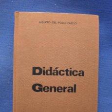 Libros de segunda mano: DIDACTICA GENERAL. Lote 52757357