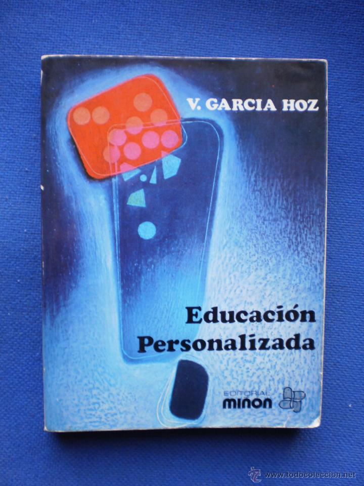EDUCACION PERSONALIZADA (Libros de Segunda Mano - Ciencias, Manuales y Oficios - Pedagogía)