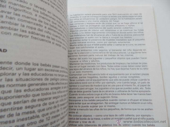 Libros de segunda mano: Orientaciones para la escuela infantil de cero a dos años - Anne Willis, Henry Ricciuti, 1990 - Foto 8 - 53009621