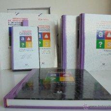 Libros de segunda mano: DIFICULTADES DE APRENDIZAJE E INTERVENCION PSICOPEDAGOGICA. TEORIA, PRACTICAS Y GUIA DIDACTICA.. Lote 53174855