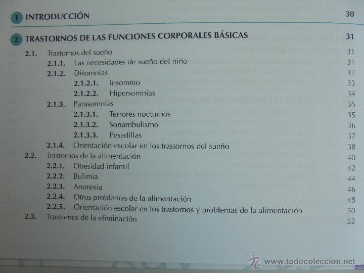 Libros de segunda mano: DIFICULTADES DE APRENDIZAJE E INTERVENCION PSICOPEDAGOGICA. TEORIA, PRACTICAS Y GUIA DIDACTICA. - Foto 21 - 53174855