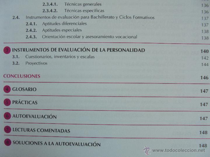 Libros de segunda mano: DIFICULTADES DE APRENDIZAJE E INTERVENCION PSICOPEDAGOGICA. TEORIA, PRACTICAS Y GUIA DIDACTICA. - Foto 27 - 53174855