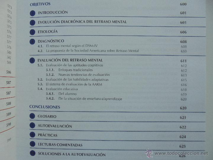 Libros de segunda mano: DIFICULTADES DE APRENDIZAJE E INTERVENCION PSICOPEDAGOGICA. TEORIA, PRACTICAS Y GUIA DIDACTICA. - Foto 55 - 53174855