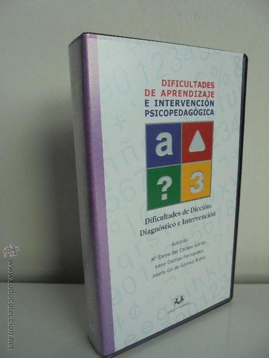 Libros de segunda mano: DIFICULTADES DE APRENDIZAJE E INTERVENCION PSICOPEDAGOGICA. TEORIA, PRACTICAS Y GUIA DIDACTICA. - Foto 74 - 53174855