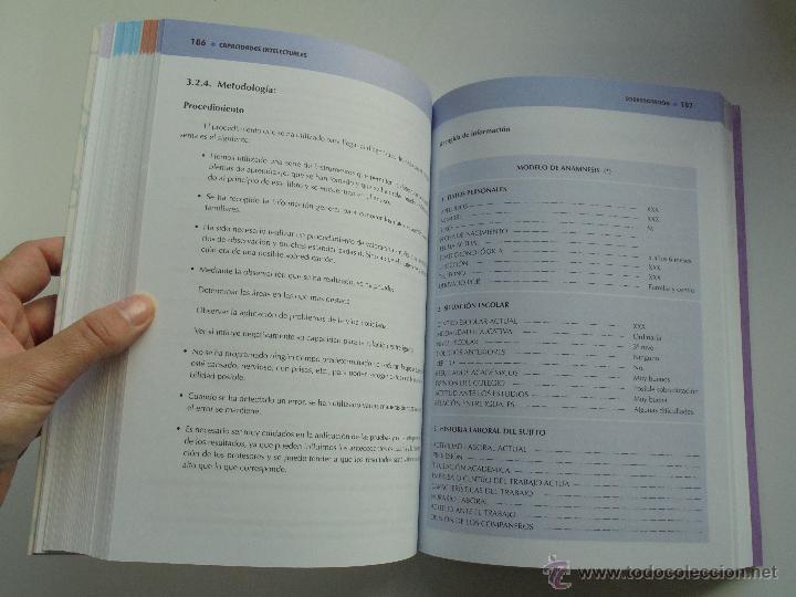 Libros de segunda mano: DIFICULTADES DE APRENDIZAJE E INTERVENCION PSICOPEDAGOGICA. TEORIA, PRACTICAS Y GUIA DIDACTICA. - Foto 84 - 53174855