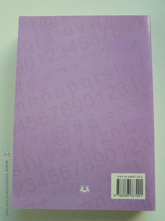 Libros de segunda mano: DIFICULTADES DE APRENDIZAJE E INTERVENCION PSICOPEDAGOGICA. TEORIA, PRACTICAS Y GUIA DIDACTICA. - Foto 85 - 53174855