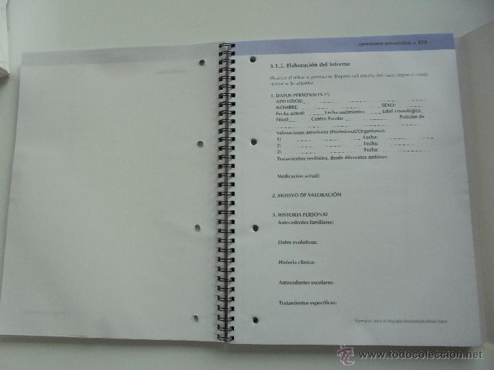 Libros de segunda mano: DIFICULTADES DE APRENDIZAJE E INTERVENCION PSICOPEDAGOGICA. TEORIA, PRACTICAS Y GUIA DIDACTICA. - Foto 93 - 53174855