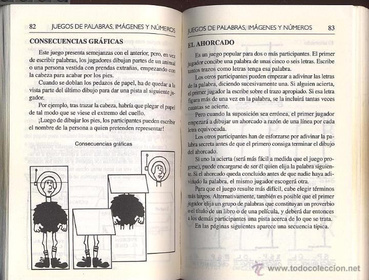 Libros de segunda mano: JUEGOS FAMILIARES - GEMAS COLLINS - AÑO 1996 - Foto 4 - 53262552
