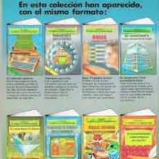 Libros de segunda mano: EVEREST. EL MUNDO DE LOS ORDENADORES EL ORDENADOR PERSONAL (R. LOHBERG / TEO LUTZ). Lote 53730623