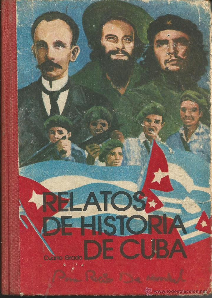 Relatos de historia de cuba cuarto grado. libro - Verkauft durch ...
