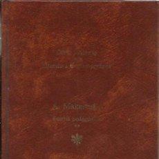 Libros de segunda mano: POEMA PEDAGÓGICO VOL I Y II. Lote 54695459