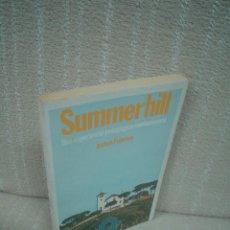 Libros de segunda mano: JOSHUA POPENOE: SUMMERHILL. UNA EXPERIENCIA PEDAGÓGICA REVOLUCIONARIA. Lote 54755915