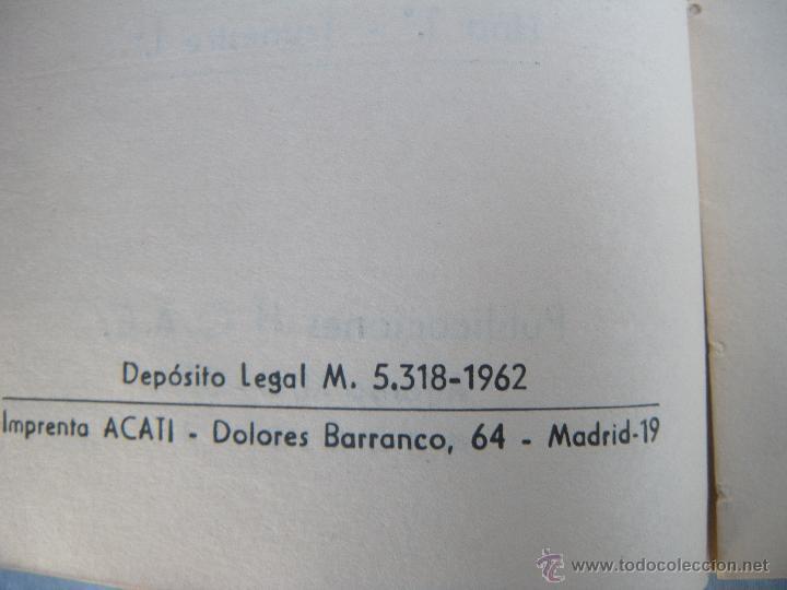 Libros de segunda mano: GUIONES PARA CÍRCULOS DE ESTUDIO. 1962 - Foto 3 - 54866432