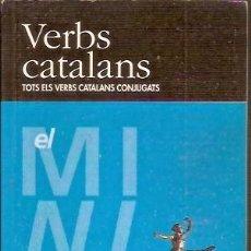 Libros de segunda mano: 3 VERBS CATALANS CASTELLNOU. Lote 55224664