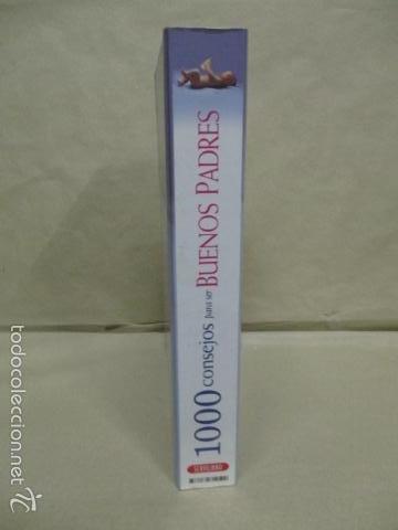 Libros de segunda mano: 1000 CONSEJOS PARA SER BUENOS PADRES - 350 PAGINAS - EDICIONES SERVILIBRO - Foto 2 - 55473707