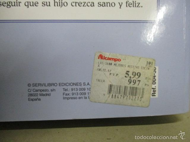 Libros de segunda mano: 1000 CONSEJOS PARA SER BUENOS PADRES - 350 PAGINAS - EDICIONES SERVILIBRO - Foto 10 - 55473707