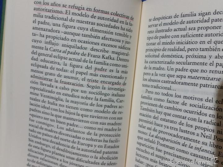 Libros de segunda mano: El Valor de Educar - 1997 - Fernando Savater - Tapa Dura - Ed. Círculo de Lectores - ISBN 8422668262 - Foto 3 - 113617919
