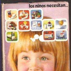 Libros de segunda mano: LOS NIÑOS NECESITAN... MANUAL DE PEDRIATRIA DE URGENCIA -REFM1E3. Lote 58066708
