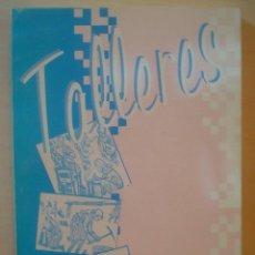 Libros de segunda mano: TALLERES.INTRODUCCION,FUNDAMENTOS,METODOLOGIA,ETC...ELENA DE LOS REYES.. Lote 58339511