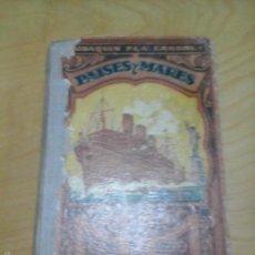 Libros de segunda mano: PAÍSES Y MARES, JOAQUÍN PLA CARGOLL. Lote 58473431