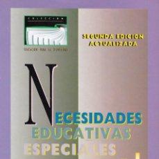 Libros de segunda mano: IÑI LIBRO.NECESIDADES EDUCATIVAS ESPECIALES. EDICIONES ALJIBE. 2ª EDICIÓN ACTUALIZADA. BOOK.ÉPSILON. Lote 58921515