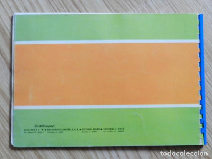 Libros de segunda mano: Trabajos manuales Ediciones S.M. 3º tercero Plan 1967 año 1970 Bruño Vives SM libro texto - Foto 2 - 65939098