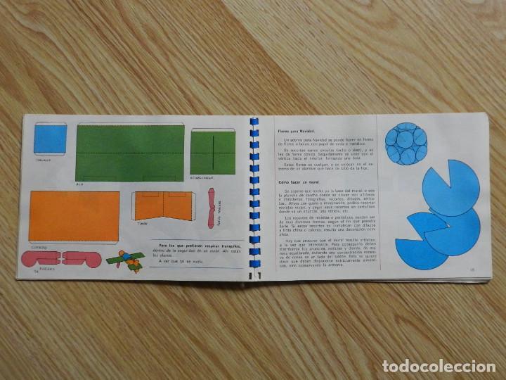 Libros de segunda mano: Trabajos manuales Ediciones S.M. 3º tercero Plan 1967 año 1970 Bruño Vives SM libro texto - Foto 7 - 65939098