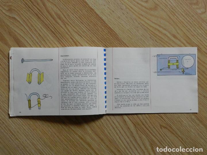 Libros de segunda mano: Trabajos manuales Ediciones S.M. 3º tercero Plan 1967 año 1970 Bruño Vives SM libro texto - Foto 10 - 65939098